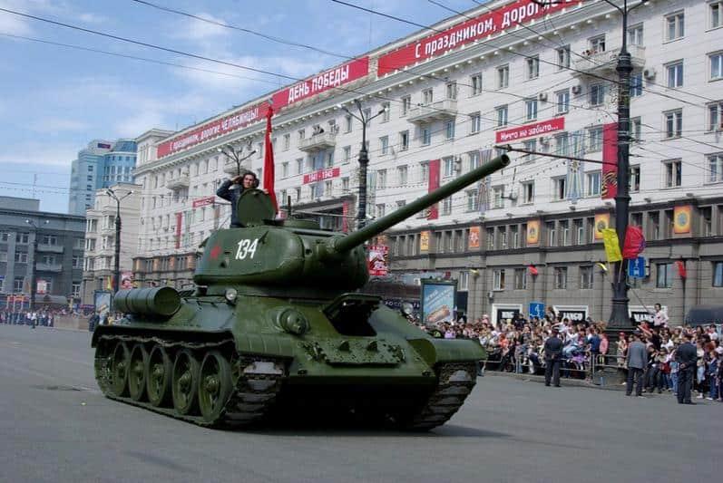 Танка Т-34